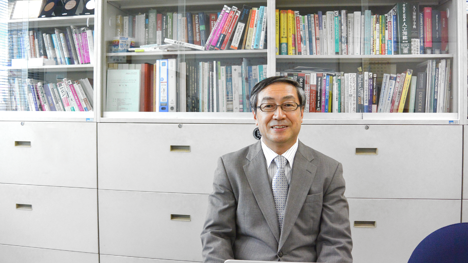 日本アイ・ビー・エムの東京基礎研究所では人工知能の研究を率いた