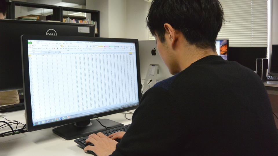 学習に関するデータなど,多様なビッグデータを分析する環境が整う